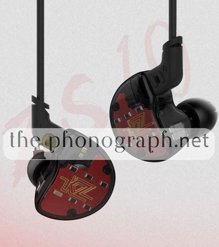 Detachable In Ear Monitor Iem Kz Zs5 8 Driver kz zs10 now available to buy specs news