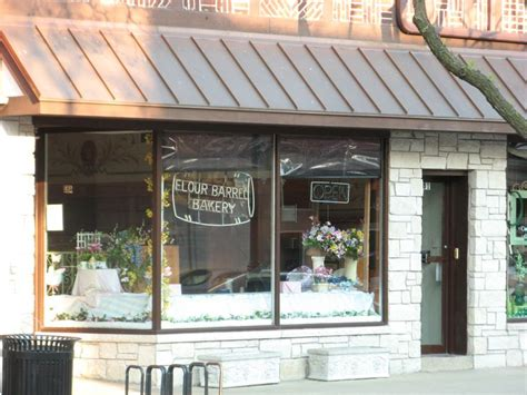 flour barrel bakery glen ellyn sweet happy