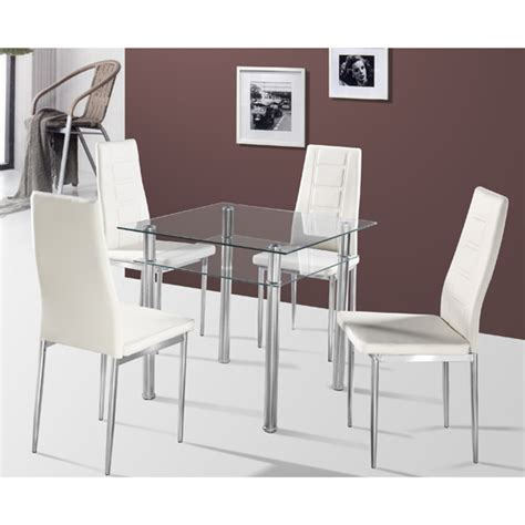 2 seater kitchen table and chairs glass dining table and chairs sets furniture in fashion