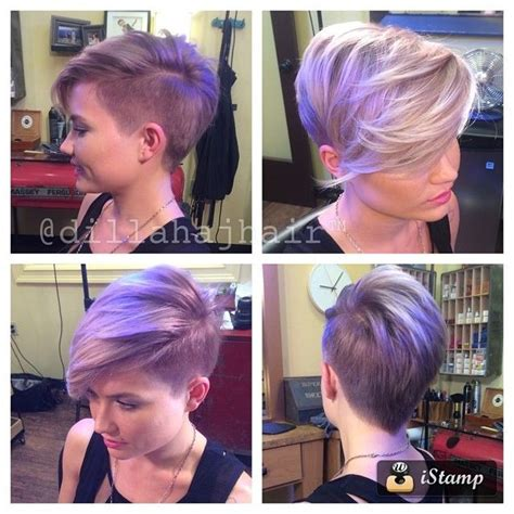 extension in shaved back and side hair 25 best ideas about shaved pixie cut on pinterest shave