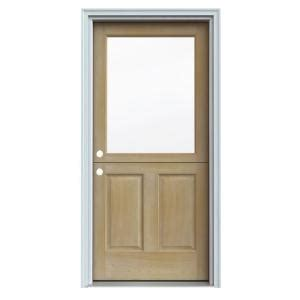 Home Depot Jeld Wen Exterior Doors - jeld wen dutch unfinished auralast pine solid wood entry