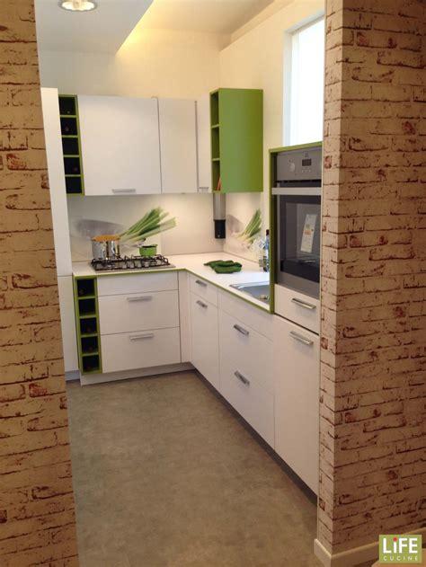 cucine in saldo cucina moderna ad angolo occasione scontata 54