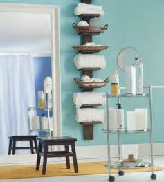 Bathroom Shelves Ideas by Bathroom Towel Storage 12 Quick Creative Amp Inexpensive Ideas