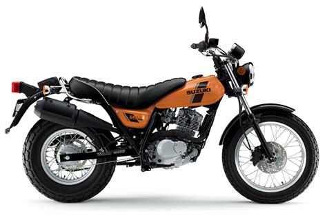 suzuki vanvan  guide total motorcycle