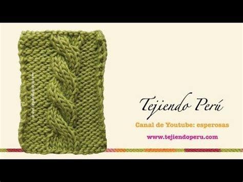 galeria de puntos 4 trenzas ochos cuerdas tejiendo per 17 best images about puntos de crochet on pinterest