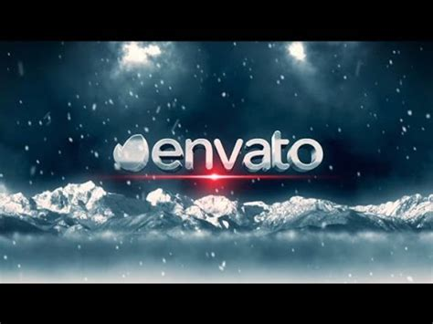 Trailer Titles Zero After Effects Project Videohive Template Youtube Trailer Template After Effects Project