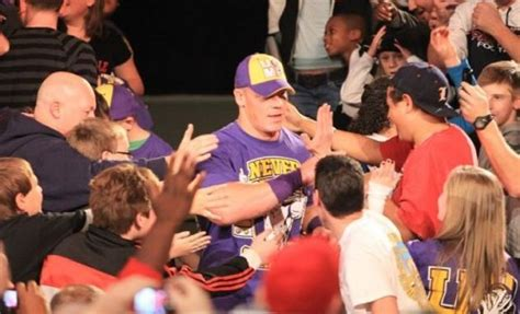 cena fan with fandom by marc tjr