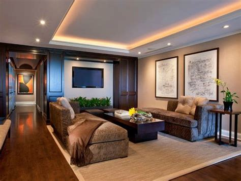 Living Room Lighting Requirements Cove Lighting In A Living Room Living Room Lighting