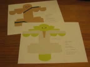 Some Paper Crafts - easter paper craft artsy fartsy