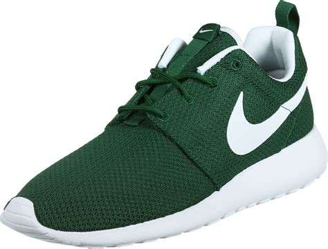 Nike One nike roshe one shoes green