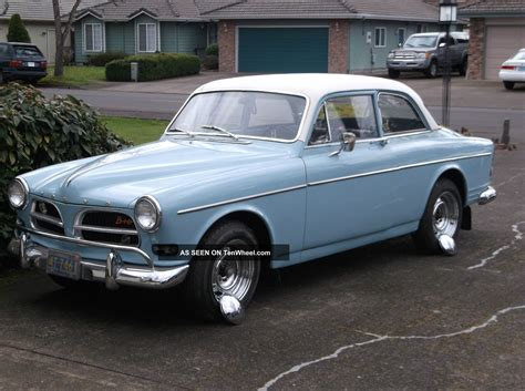 Volvo Two Door volvo 122 two door 1965 volvo blue