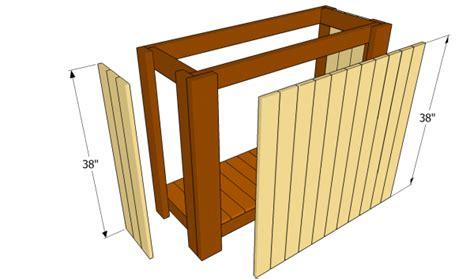 woodworking bar plans outdoor bar plans myoutdoorplans free woodworking
