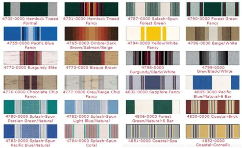 Sunsetter Awning Replacement Fabric by Awning Awning Material