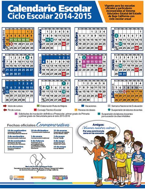 Calendario Escolar Uabc Uabc Calendario Escolar 2016 2 Newhairstylesformen2014