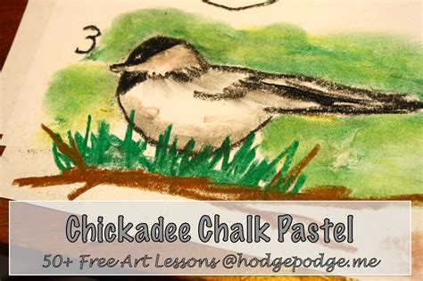 Chalk Pastel Drawing Tutorial