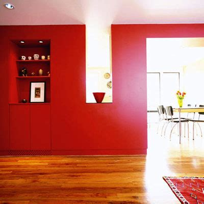 painting a room red how light affects paint colors the decorologist