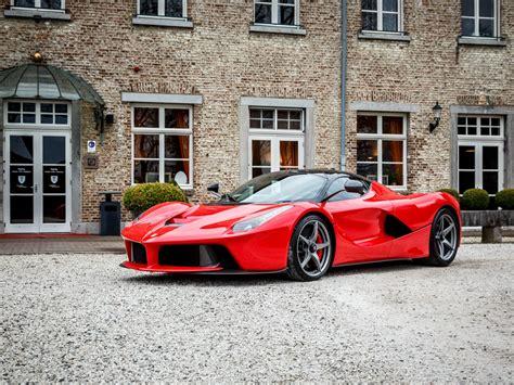 La Ferrari Sale by Ferrari Laferrari For Sale In The Netherlands Gtspirit