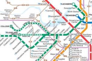 Boston Train Station Map by Boston Adds Key Bus Routes To Rail Map Greater Greater