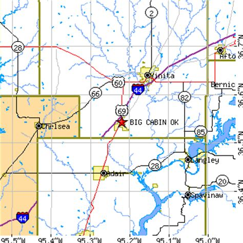 Big Cabin Ok Zip Code by Big Cabin Oklahoma Ok Population Data Races Housing