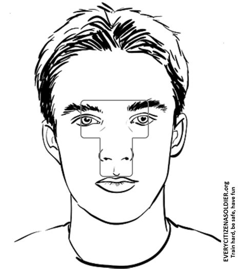 printable sniper training targets printable sniper face targets short hairstyle 2013