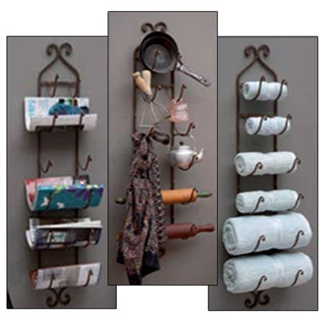 Wall Wine Towel Rack by Towel Wine Rack Storage Wall Mount Home Bathroom