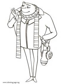 despicable me 2 coloring pages despicable me despicable me 2 coloring page