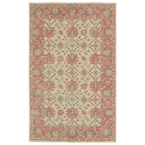 indoor outdoor rugs 8 x 10 shop kaleen weathered watermelon indoor outdoor handcrafted distressed area rug common 8 x 10