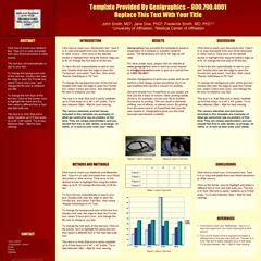 poster template 90 x 120cm researchposters free powerpoint research poster
