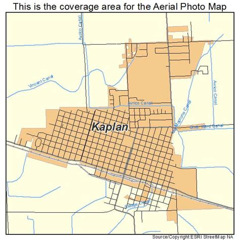 kaplan louisiana map kaplan la pictures posters news and on your