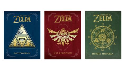 libro legend of zelda encyclopedia zelda encyclopedia hyrule historia and arts artifacts books down by 40 this week usgamer