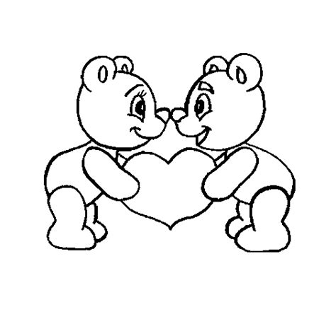 i love you bear coloring pages free teddy bear holding a rose coloring pages