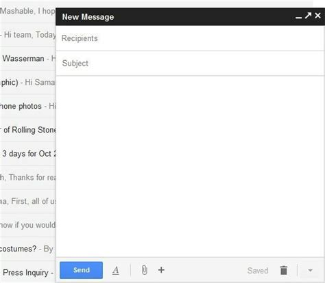 Gmail Receipt Template by Here S How To Get The New Gmail