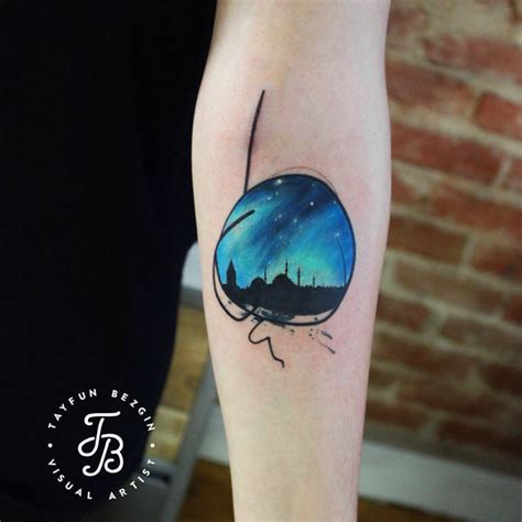 watercolor tattoo istanbul skyline of istanbul best ideas gallery