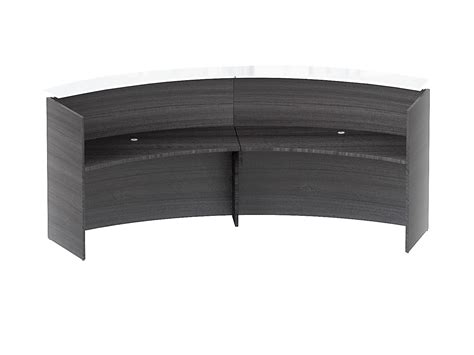 Corp Design Curved Reception Desk Nashville Office Furniture Curved Reception Desk Furniture