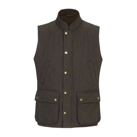 Mens Quilted Gilets by Barbour S Greenshore Quilted Gilet Nicholls