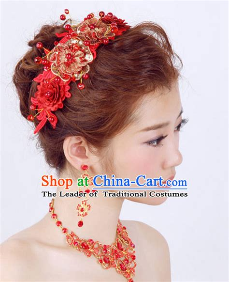 Wedding Hair Accessories China by Ancient Style Hair Accessories Earrings And