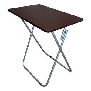 Small Folding Desk Small Wood Wooden Veneer Dinner Laptop Tray Folding
