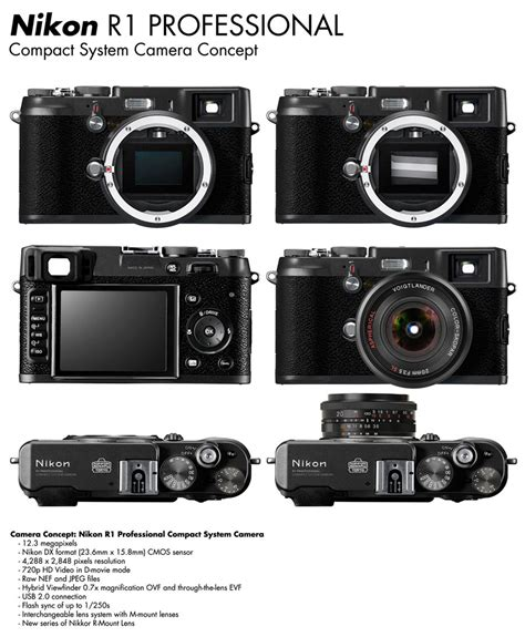 mirrorless professional nikon mirrorless r1 professional rendering via b h