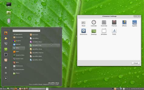 Linux Mint L by File Linux Mint 12 With Cinnamon Png
