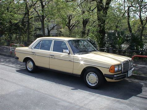 230e mercedes mercedes 230e w123 1985