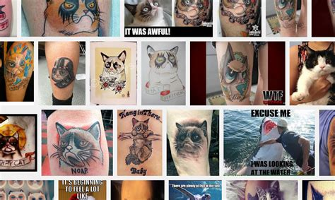 cat tattoo meme business for you my dog the meme the origins of the all