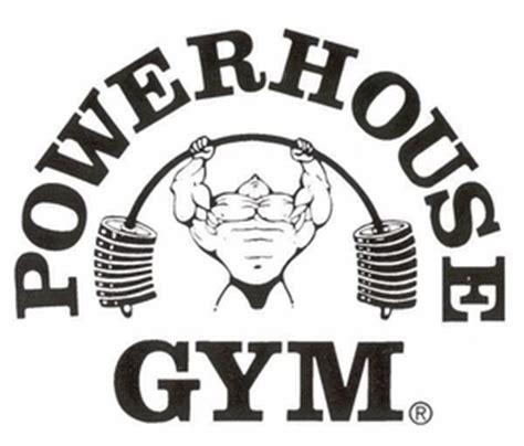 Fitness World Logo 8 powerhouse apparel clothes shop brands
