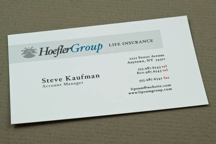 insurance business card templates corporate insurance business card template inkd
