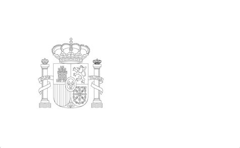 coloring pages of spanish flags spanish flag coloring page coloring home
