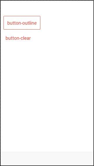 ionic tutorial button ionic buttons