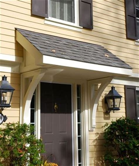 Front Door Stoop Covered Stoop Guesthouse