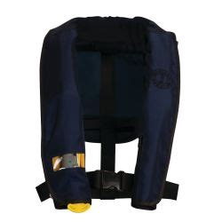 Mustang H I T Auto Inflatable Pfd by Deluxe Manual Inflatable Pfd Law Enforcement Version