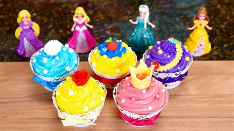 pictures of cupcakes disney princess cupcakes with guest host jenn from cookies cupcakes and cardio gemma s