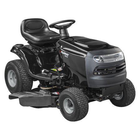 murray 42 in. 17.5 hp briggs & stratton riding mower