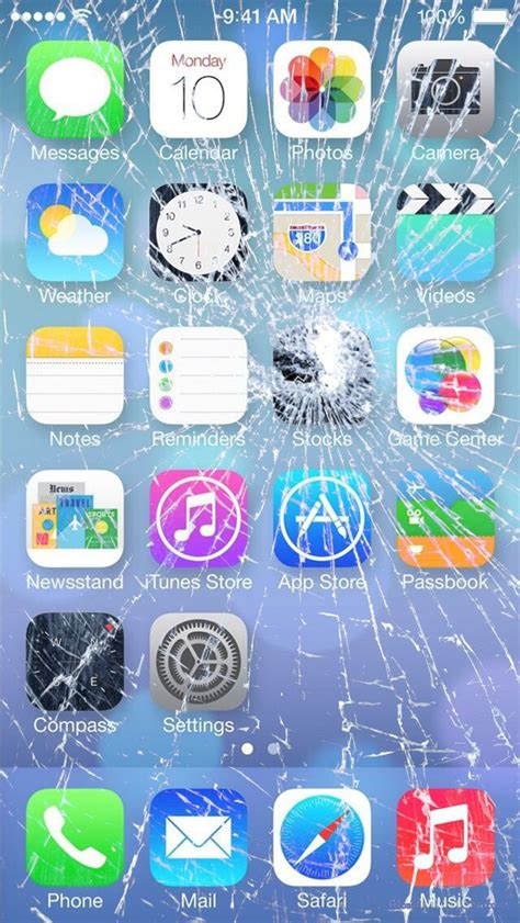 cracked screen ideas  pinterest wiccan